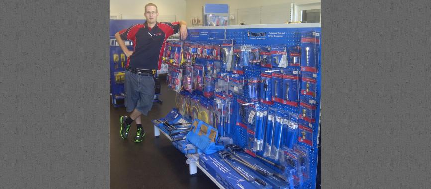 Imperial Tools Display In Adelaide – Australia